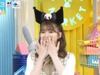 【日向坂46】高本彩花、2ヶ月の朝番組生放送で見せた安心感と最高の笑顔。