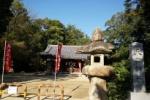 七五三は交野の神社で!〜天田神社、機物神社にノボリが出てる!〜