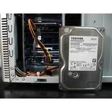 『ショップブランドパソコン TUKUMO eX_COMPUTER 修理作業』の画像