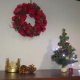 『クリスマス飾り付け🎄』の画像