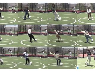 【日向坂46】これは力作!メンバーの球速比較動画がこちら!
