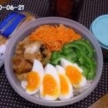 『夏の冷たい麺シリーズ 12-⑥』の画像