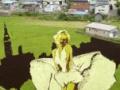 【青森】 「あんれまあ、マリリンモンローでねえが!」 夏の津軽平野に出現(画像)