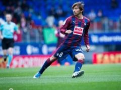 【 エイバル vs バルセロナ 】スタメン発表!乾スタメン!24:15~