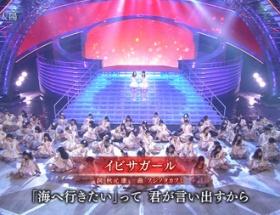 【悲報】SKE歌唱中にイビサガール字幕【表記】