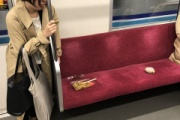 電車の乗客、○○にされる・・・・・・・・・・