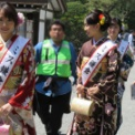 第60回鎌倉まつり2018 その3(開会式)