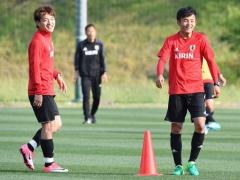 【 画像 】U20日本代表の久保君がいつの間にか堂安律と同じくらいの身長に!