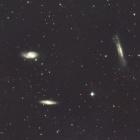 『しし座のトリオ(M65&M66&NGC3628)』の画像