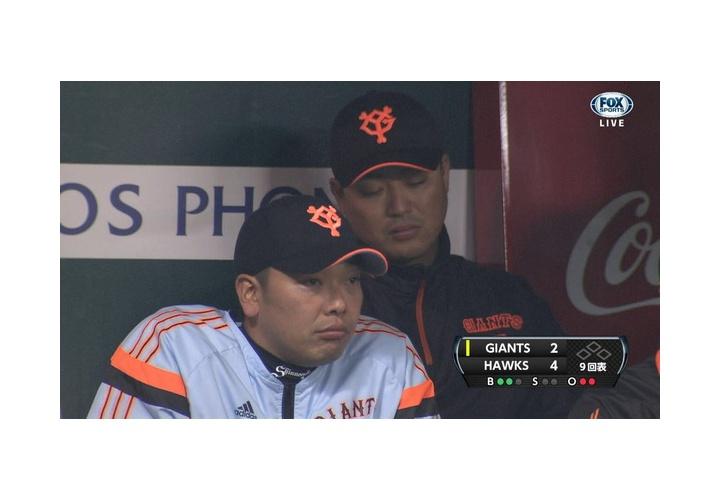 巨人・石川慎吾「亀井さんや村田さんが先発で出ていないときに、変わらず準備する姿をずっと見ていた」