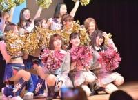 【チーム8】チアパフォーマーと踊る「夢へのルート」をご覧ください