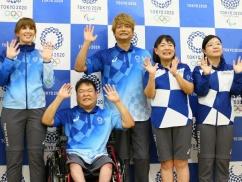韓国風の東京五輪ボランティアユニフォームの現在wwwwwwwwwww