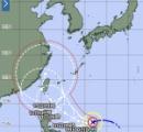 急激に発達する台風14号 スーパー台風へ発達する可能性も