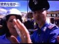 NHKイタリア地震の中継、必死の救助活動の邪魔をし怒られる。