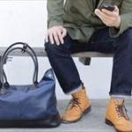 男のくせに「手帳型スマホカバー」「長財布」「トートバッグ」使ってる奴