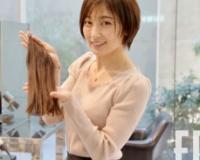 【画像】現在の熊田曜子さんの髪型wwwwwwwww