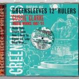 """『Augustus 'Gussie' Clarke「Greensleeves 12"""" Rulers: """"Gussie"""" Clarke Music Works 1987-'91」』の画像"""