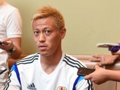 【日本代表】本田圭祐インタビュー!手術、FKの精度について語る