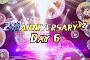 【ミリシタ】2nd ANNIVERSARY DAY6!本日はロコ、茜、響、ジュリア!&『2nd ANNIVERSARY ありがとうログインボーナス』も開催!