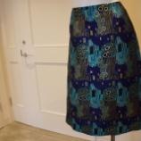 『KEITA MARUYAMA(ケイタマルヤマ)ラメジャガードスカート』の画像
