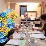 『大阪開講:『自己表現講座11:境界線を引く�』』の画像