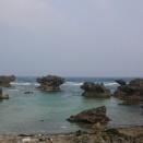 ④1792/883.台風4号は大陸へ、ウジジ浜も人安心。