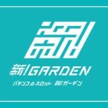 『新!ガーデン座間 全員集合 20スロ全台差枚』の画像
