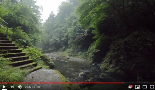 東京唯一の村「檜原村」の散歩動画に海外感動