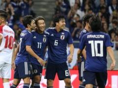 【 日本代表vsモンゴル 】試合終了!後半は遠藤・鎌田がゴール!6-0でモンゴルを粉砕!