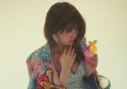 有村架純ちゃんが最高のおっぱい谷間画像をブログにアップ!