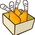 【マジか】この数年毎日ファミチキを注文し続け「1000個以上」食べたワイの現在がコチラwwwwwwwww