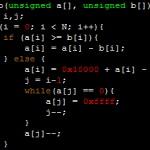 マイナンバープログラムにブログラムミス