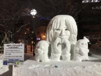 【画像】乃木坂46白石麻衣が札幌雪まつりのモデルにwwwwwwwwww