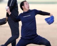 阪神青柳「バント成功率も高める」打撃貢献も誓う