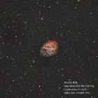 『投稿:15㎝アクロ▶M1&NGC281/MILTOL▶カモメ&モンキー/FRA400▶バラ星雲 2021/03/23』の画像