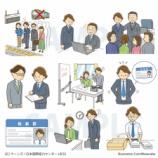 『【お仕事】はたらくための日本語(ラーンズ/日本国際協力センター)』の画像