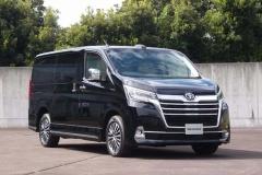 トヨタ、新型ワゴン「グランエース」初披露! 東京モーターショー2019