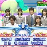 『7年ぶりの登場!!乃木坂46出演『ネプリーグ』全キャプチャまとめ!!!』の画像