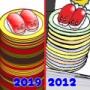 beforeafter★2012年→2019年の絵を比較!「寿司」