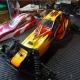 DT-03のレーシングファイター塗ってみた