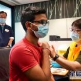 『【香港最新情報】「出張ワクチン接種スキームが開始」』の画像