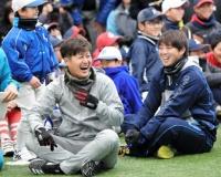 阪神・俊介スタートダッシュで決める 外野定位置争い「悔いの残らないように」