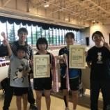 『◇仙台卓球センタークラブ◇ 中総体地区予選 結果』の画像