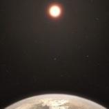 『隣にある地球の「いとこ」、居住可能と判断 天文学者』の画像