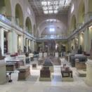 エジプト考古学博物館~エントランス付近~