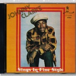 『Johnny Clarke「Sings In Fine Style」』の画像