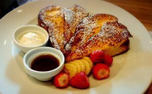 「NYの朝食の女王」と納得したメニュー