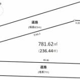 『【物件情報】富山市婦中町の広々宅地♪』の画像