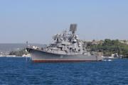 旧ソ連の軍艦かっこよすぎ濡れた