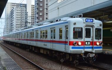 『京成3300形が引退』の画像